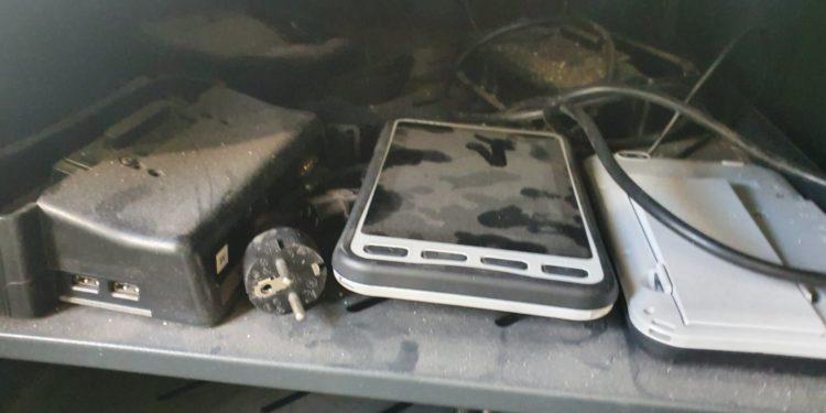 Τα tablets που θα «έκοβαν» κλήσεις αλλά δεν λειτούργησαν ποτέ – Αποκλειστικές φωτο